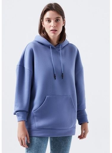 Mavi Sweatshirt Mor